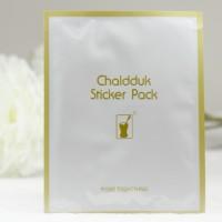 Маска для лица Chaldduk Sticker pack