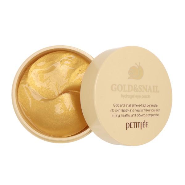 Gold&Snail Eye Patch