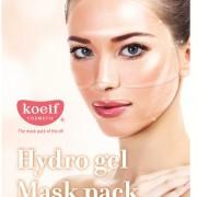 Гидрогелевая маска для лица Koelf Ruby&Bulgarian rose mask