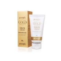 Крем для области декольте и шеи Petitfee Gold Neck Cream