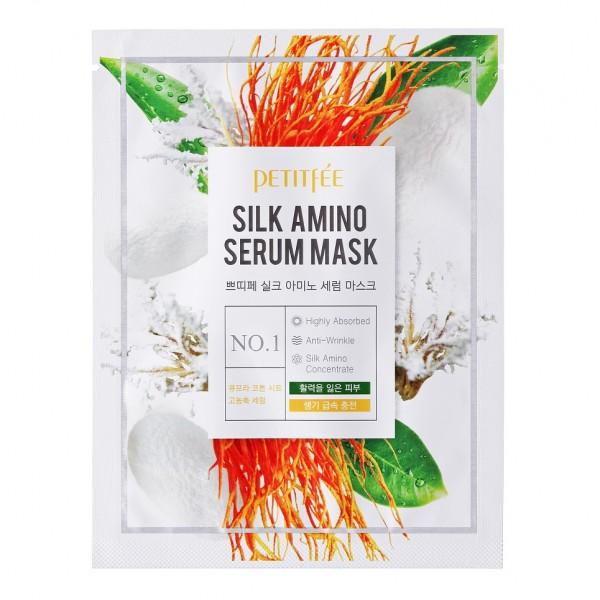 petitfee-silk-amino-serum-mask-1